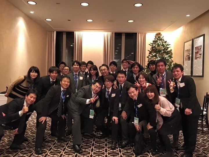 今年参加した日本のCTグループ